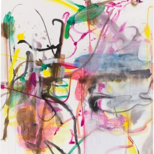 Albert Oehlen: New Paintings @Gagosian Hong Kong, Hong Kong  - GalleriesNow.net