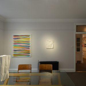 Beat Zoderer: New Space   New Work @Bartha Contemporary, London  - GalleriesNow.net