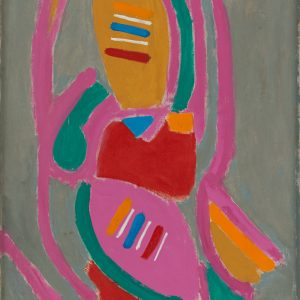 Betty Parsons: The Queen of the Circus @Alison Jacques Gallery, London  - GalleriesNow.net
