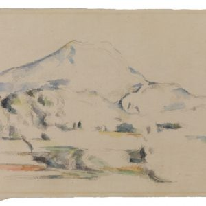 Reconstructing Cezanne: Sequence and Process in Paul Cezanne's works on paper @Luxembourg & Dayan London, London  - GalleriesNow.net