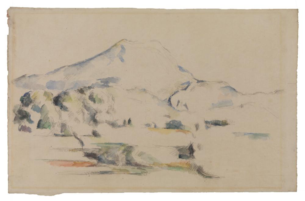 Cezanne Luxembourg Dayan