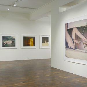Emma Summerton: Landed @Christophe Guye Galerie, Zürich  - GalleriesNow.net