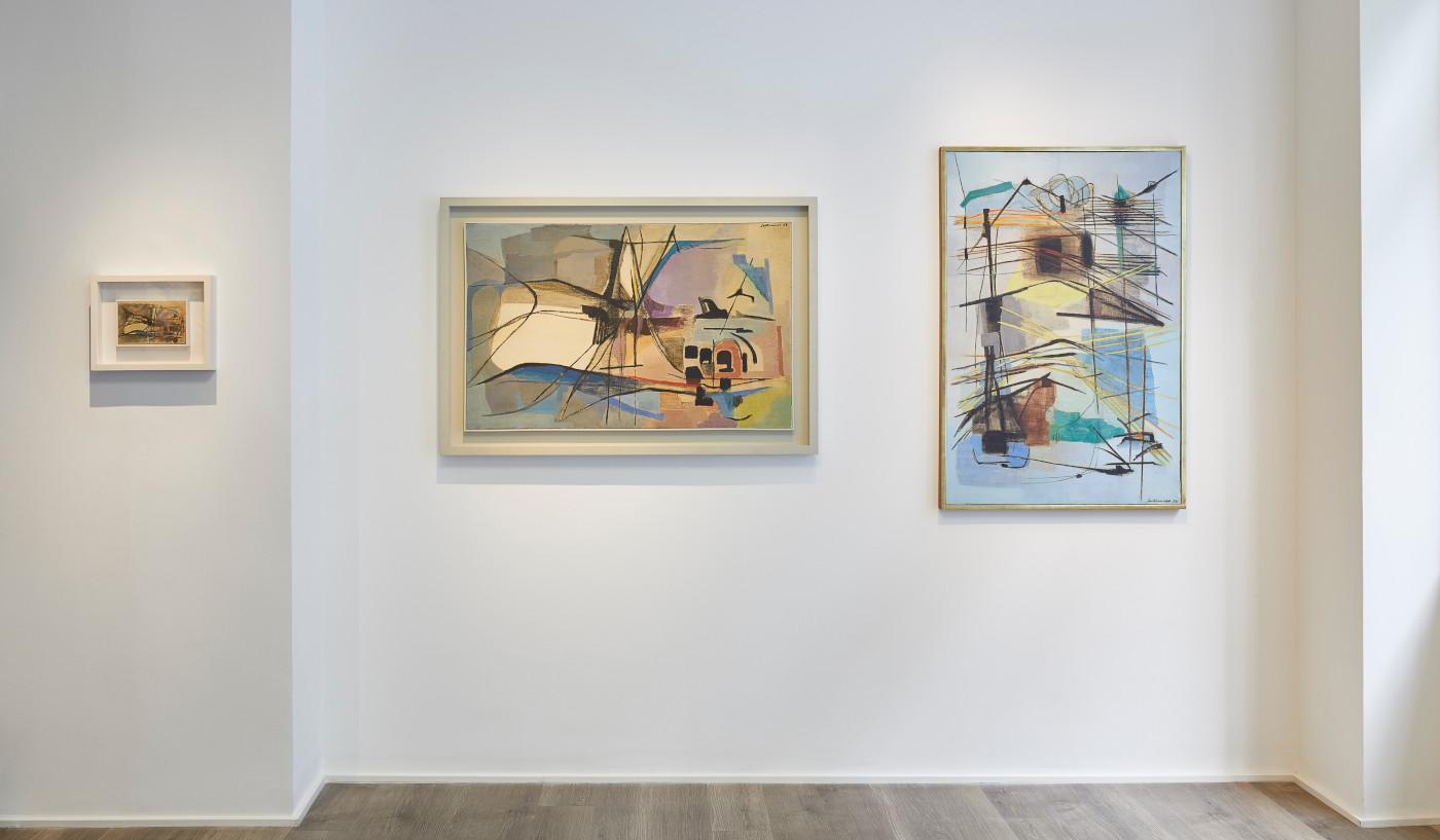 Cortesi Gallery London Giuseppe Santomaso 1