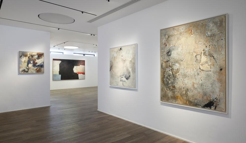 Cortesi Gallery London Giuseppe Santomaso 10