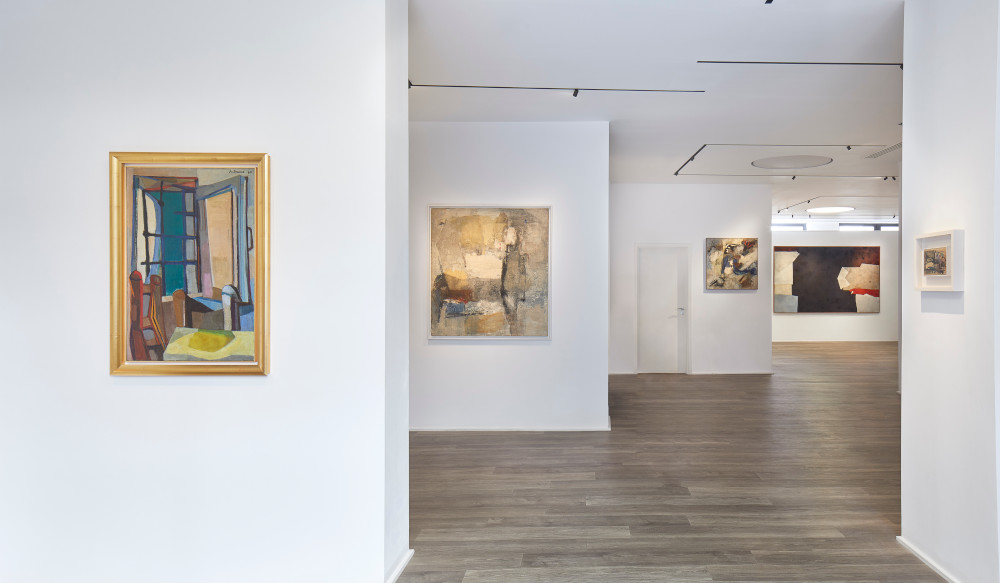 Cortesi Gallery London Giuseppe Santomaso 2