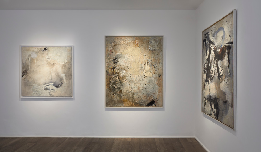 Cortesi Gallery London Giuseppe Santomaso 4