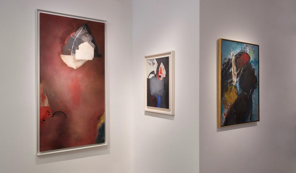 Cortesi Gallery London Giuseppe Santomaso 6