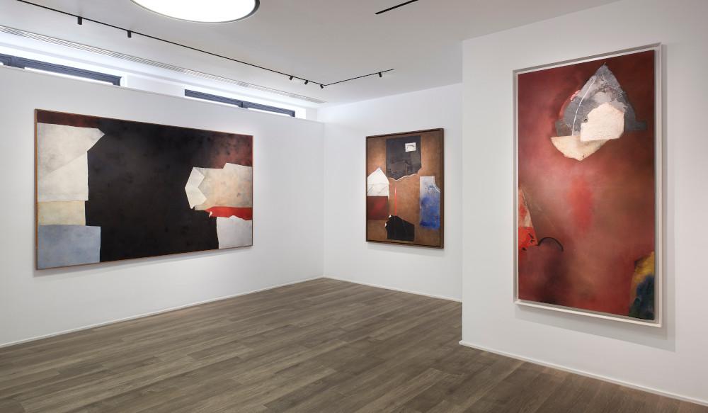 Cortesi Gallery London Giuseppe Santomaso 8
