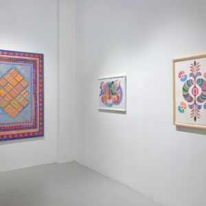 Dee Shapiro: Snatched and Reworked @David Richard Gallery, New York  - GalleriesNow.net