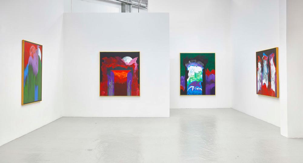 David Richard Sonia Gechtoff 6