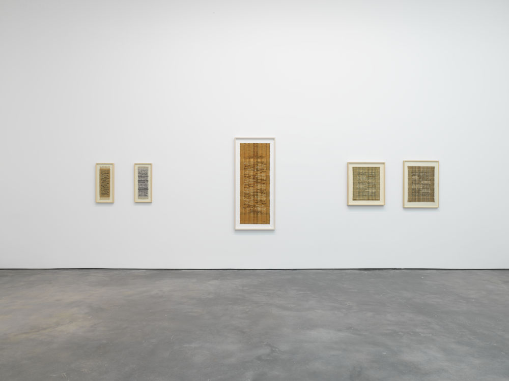 David Zwirner 20th St Anni Albers 5