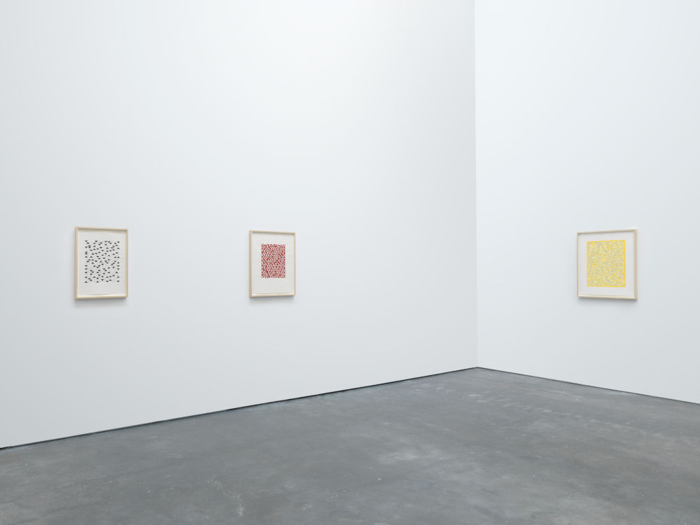 David Zwirner 20th St Anni Albers 8