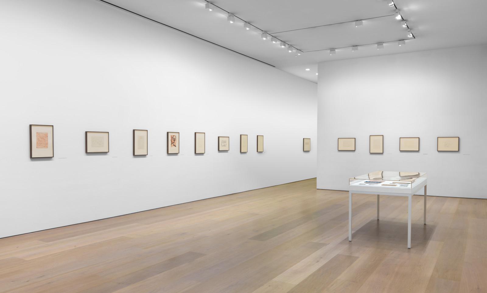 David Zwirner 20th St Paul Klee 1