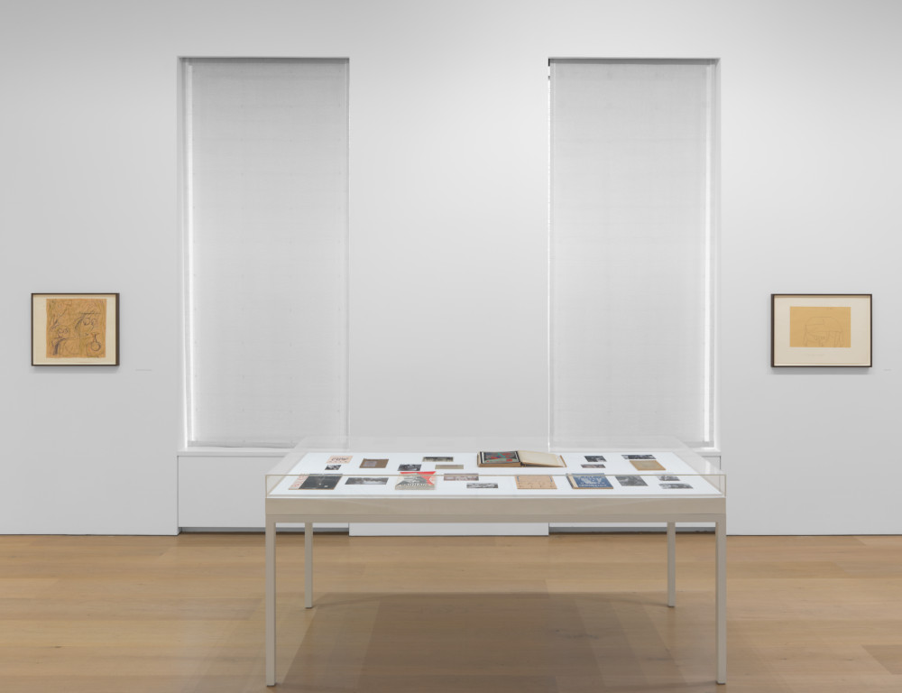 David Zwirner 20th St Paul Klee 3