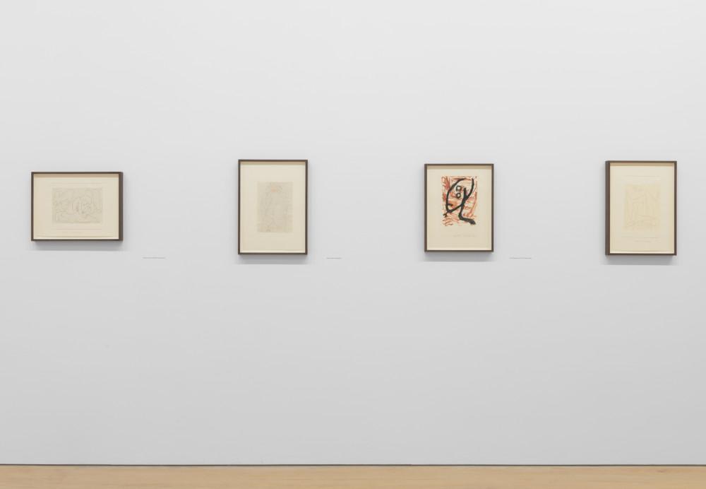 David Zwirner 20th St Paul Klee 4