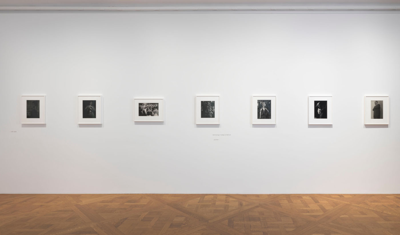 David Zwirner East 69th Roy DeCarava 1