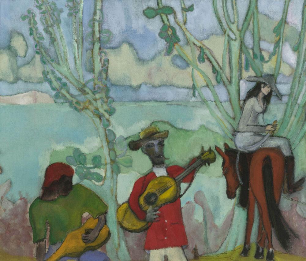 Music (2 Trees)