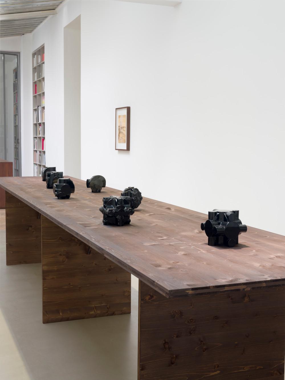 Galerie Chantal Crousel Gabriel Orozco 7