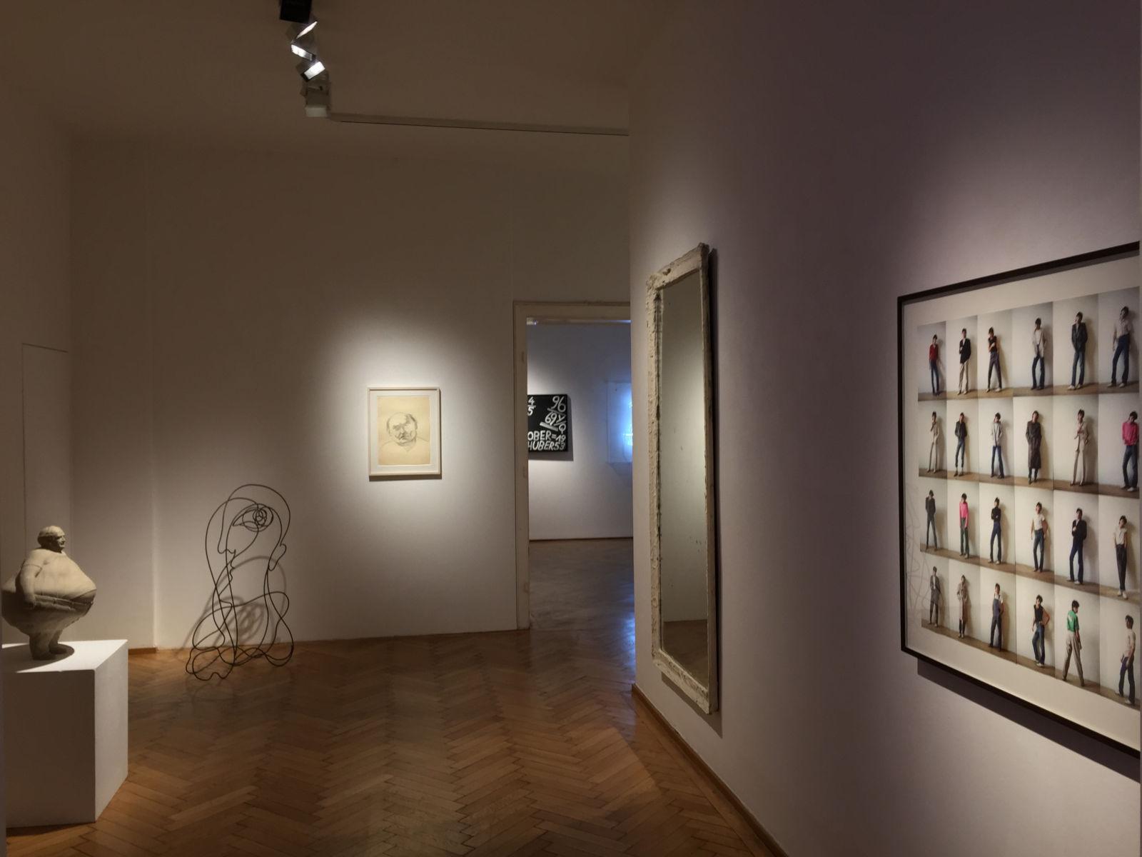 Galerie Ernst Hilger Gegen die Doktrin 1