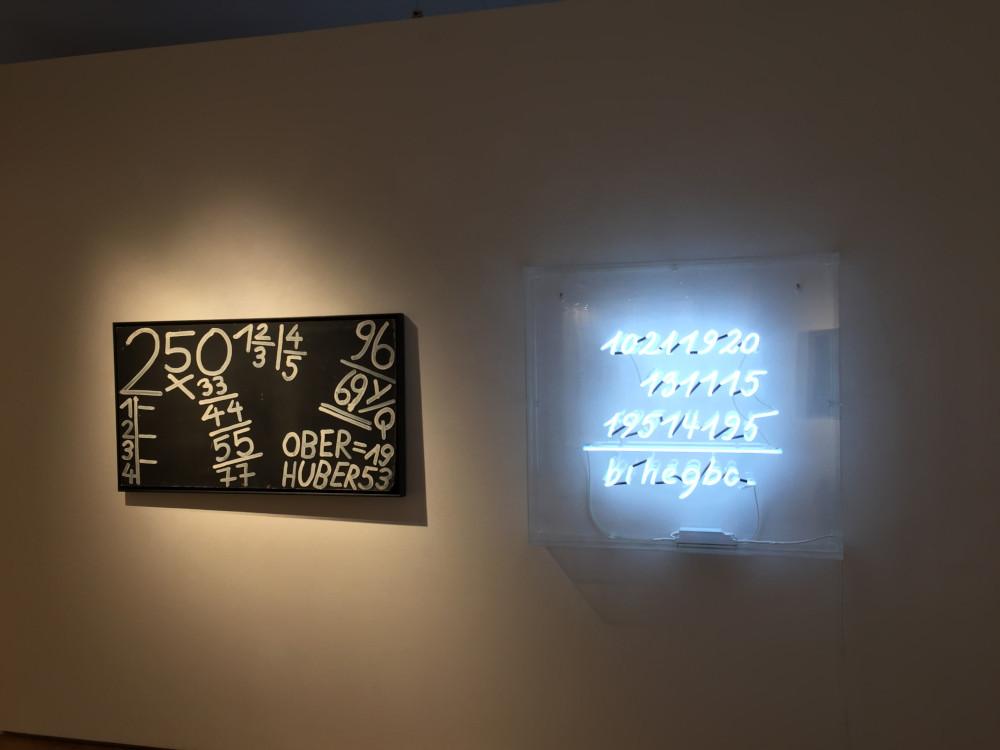 Galerie Ernst Hilger Gegen die Doktrin 2