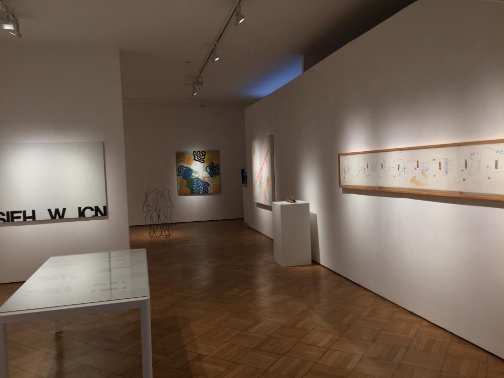 Galerie Ernst Hilger Gegen die Doktrin 3
