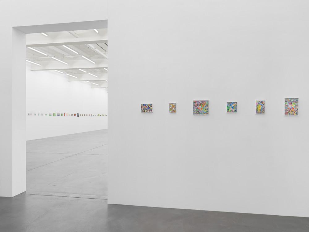 Galerie Eva Presenhuber Jean-Frederic Schnyder 1