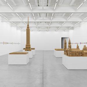 Jean-Frédéric Schnyder @Galerie Eva Presenhuber, Zürich  - GalleriesNow.net