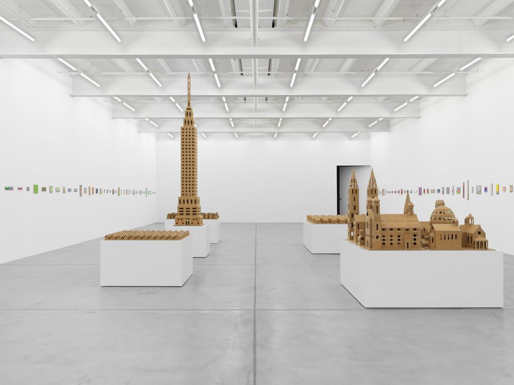 Galerie Eva Presenhuber Jean-Frederic Schnyder 2