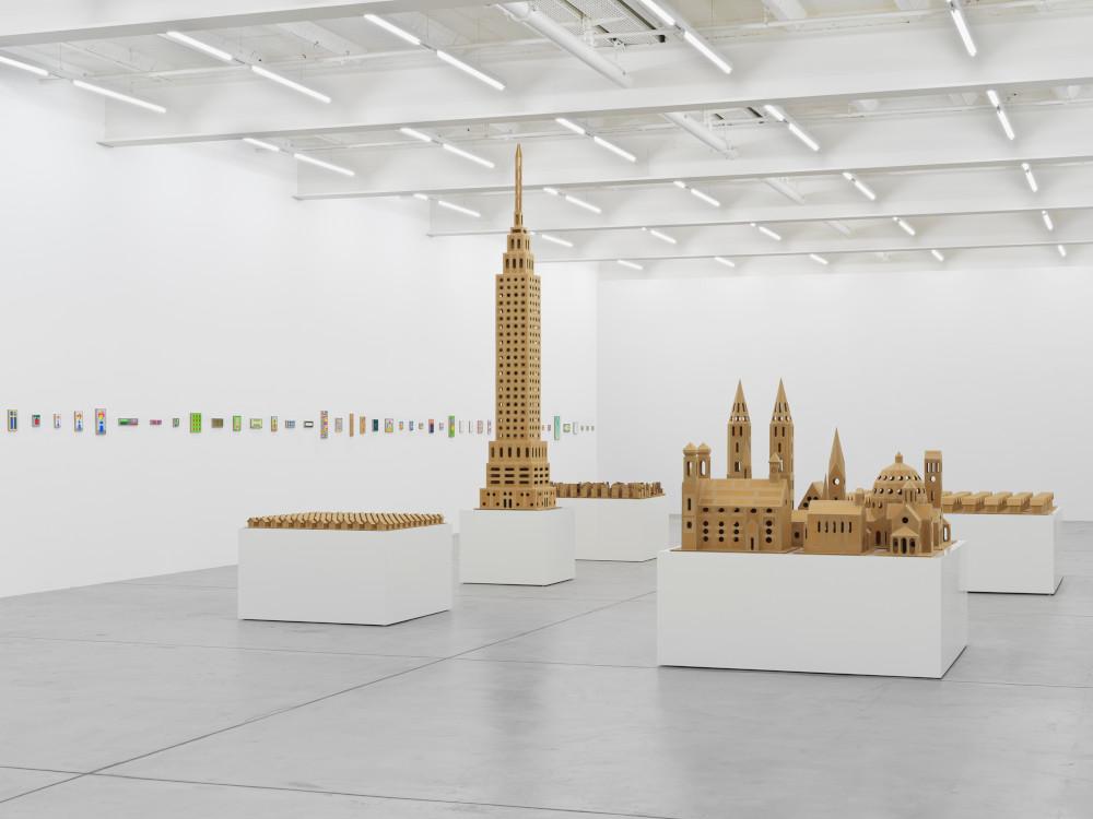 Galerie Eva Presenhuber Jean-Frederic Schnyder 3