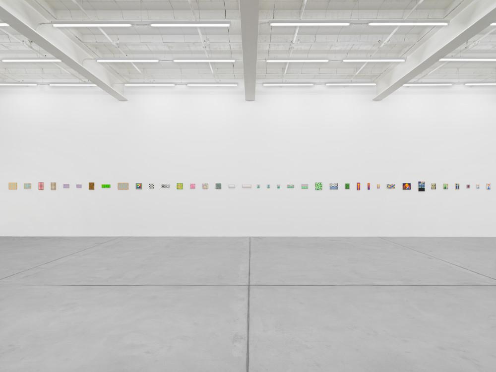 Galerie Eva Presenhuber Jean-Frederic Schnyder 4