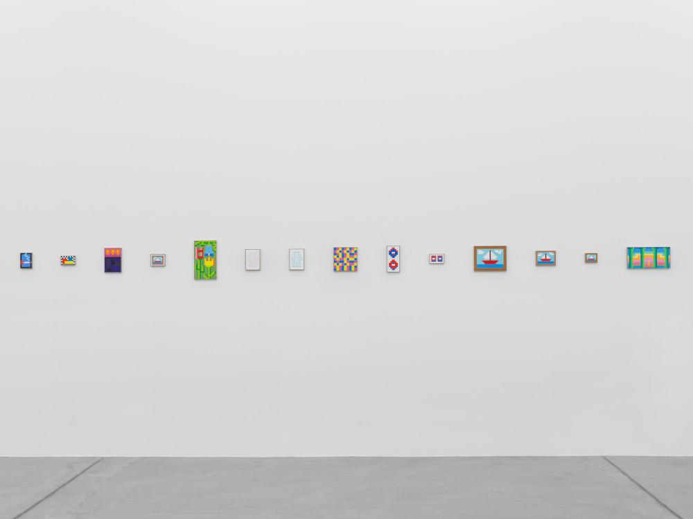 Galerie Eva Presenhuber Jean-Frederic Schnyder 5