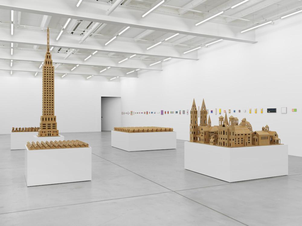 Galerie Eva Presenhuber Jean-Frederic Schnyder 6