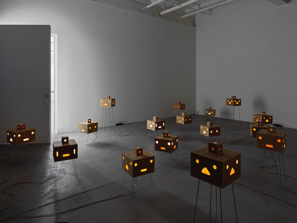 Galerie Eva Presenhuber Jean-Frederic Schnyder 8