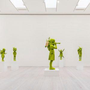 Kim Simonsson: Chosen @Galerie Forsblom, Helsinki  - GalleriesNow.net