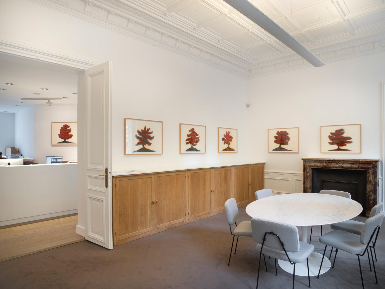 Galerie Lelong David Nash 1