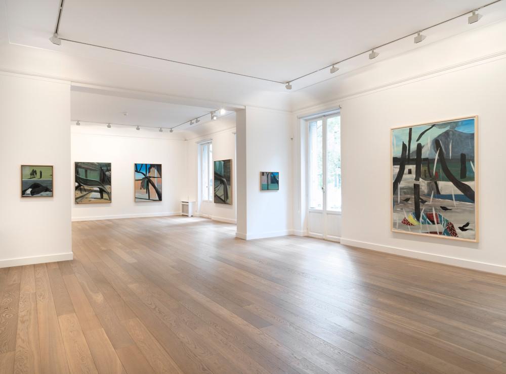 Galerie Lelong Marc Desgrandchamps 3