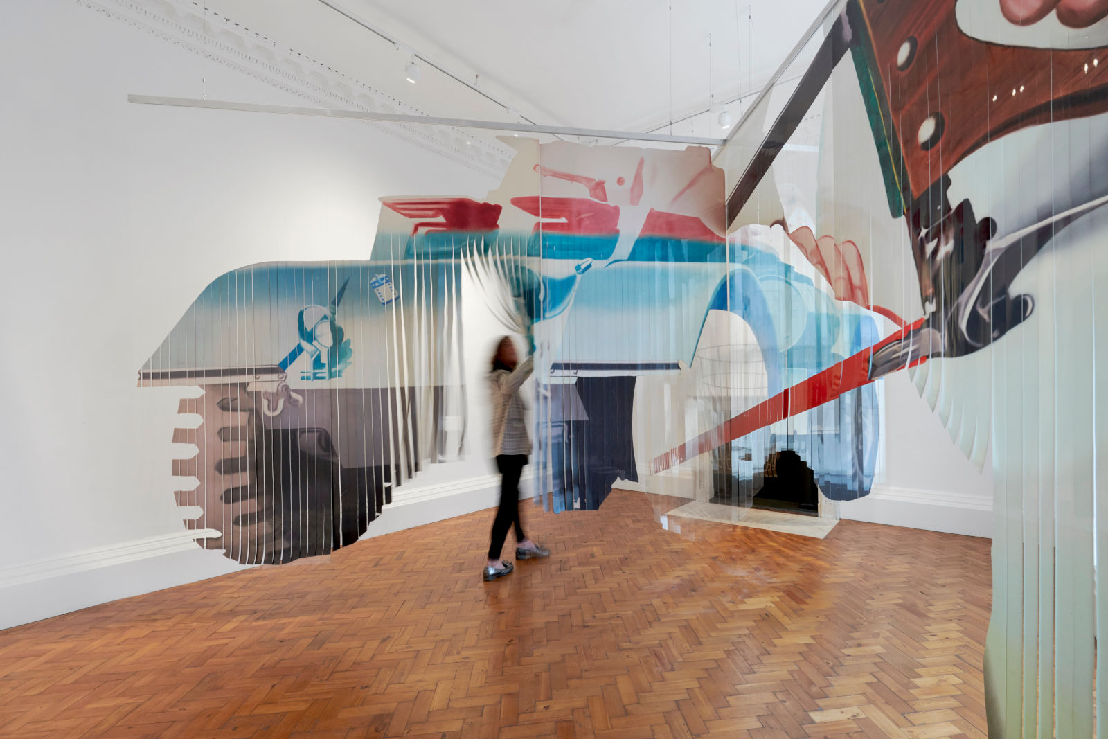 Galerie Thaddaeus Ropac London James Rosenquist 1