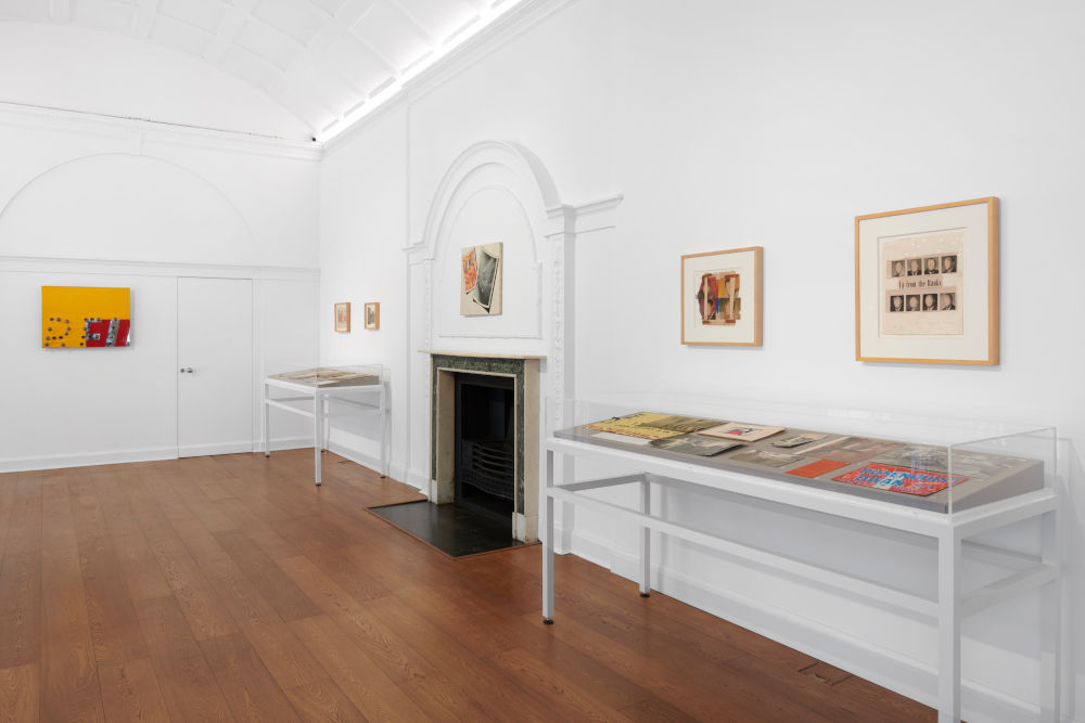 Galerie Thaddaeus Ropac London James Rosenquist 10