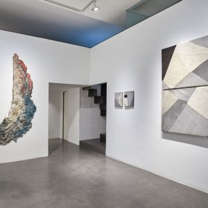 Embodying: Flesh, Fiber, Features @Galleria Anna Marra, Rome  - GalleriesNow.net