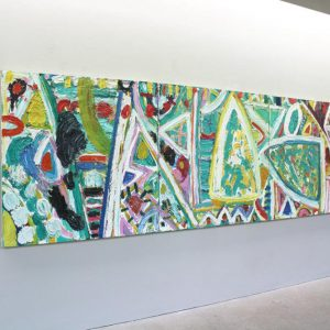 Gillian Ayres, Rachel Jones, Nao Matsunaga @New Art Centre, Salisbury  - GalleriesNow.net