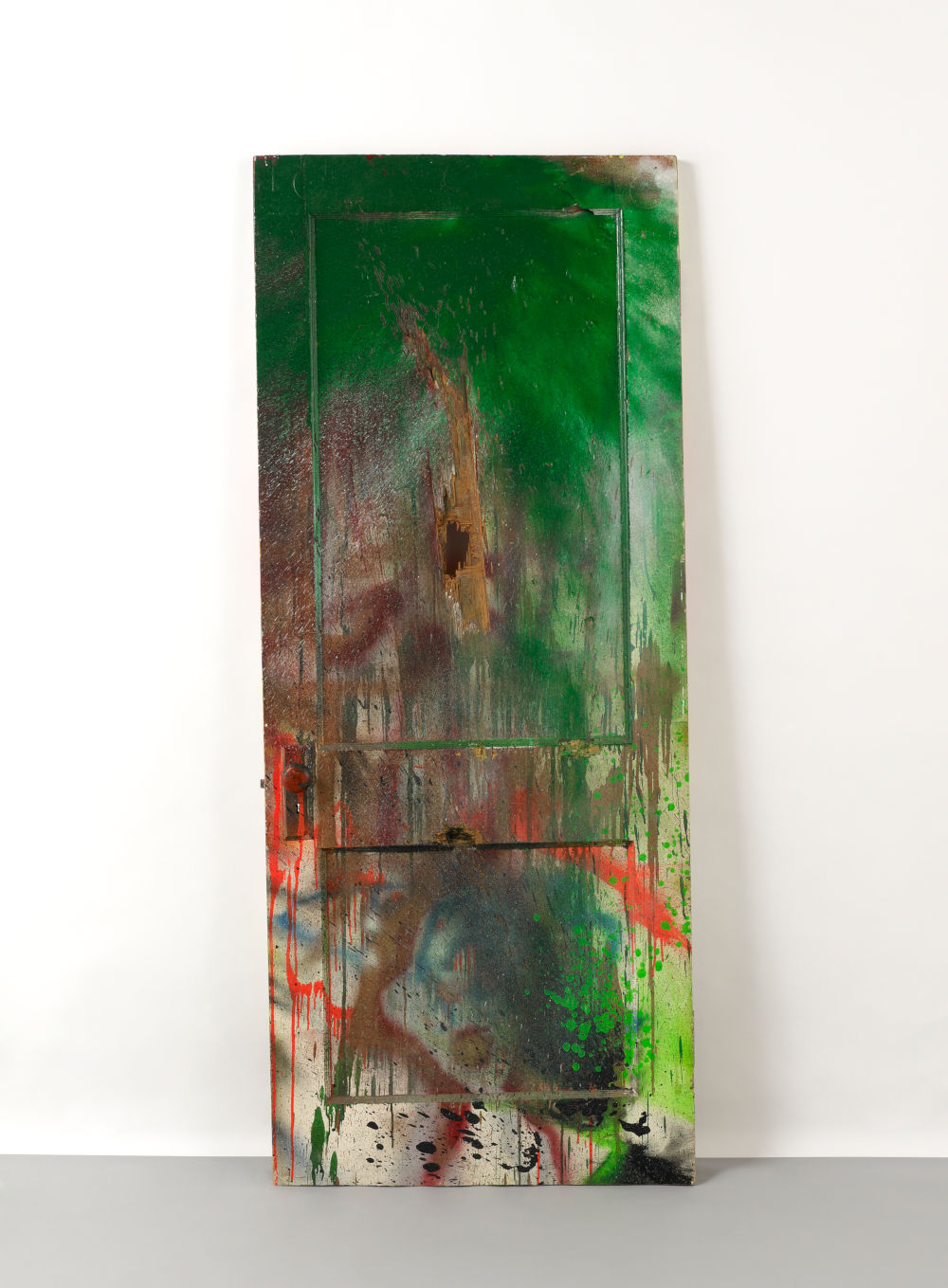 Green Door (Acid Rain)