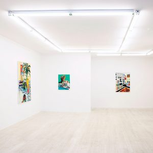 Hilary Pecis: Adios Verano @Halsey McKay Gallery, New York  - GalleriesNow.net