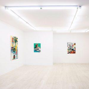 Hilary Pecis: Adios Verano @Halsey McKay Gallery, New York  - GalleriesNow.net
