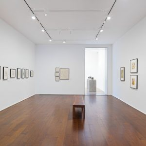 Forms Larger and Bolder: EVA HESSE DRAWINGS @Hauser & Wirth 69th St, New York  - GalleriesNow.net