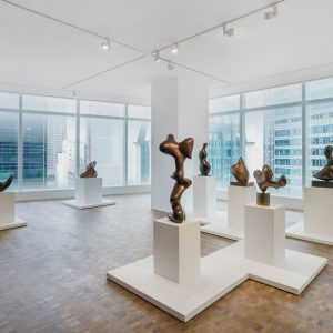 Arp: Master of 20th Century Sculpture @Hauser & Wirth, Hong Kong  - GalleriesNow.net