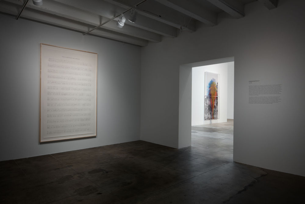 Hauser Wirth Los Angeles Charles Gaines 4
