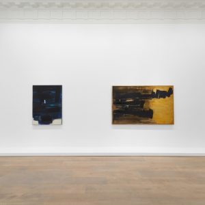 Pierre Soulages: A Century @Lévy Gorvy, New York  - GalleriesNow.net