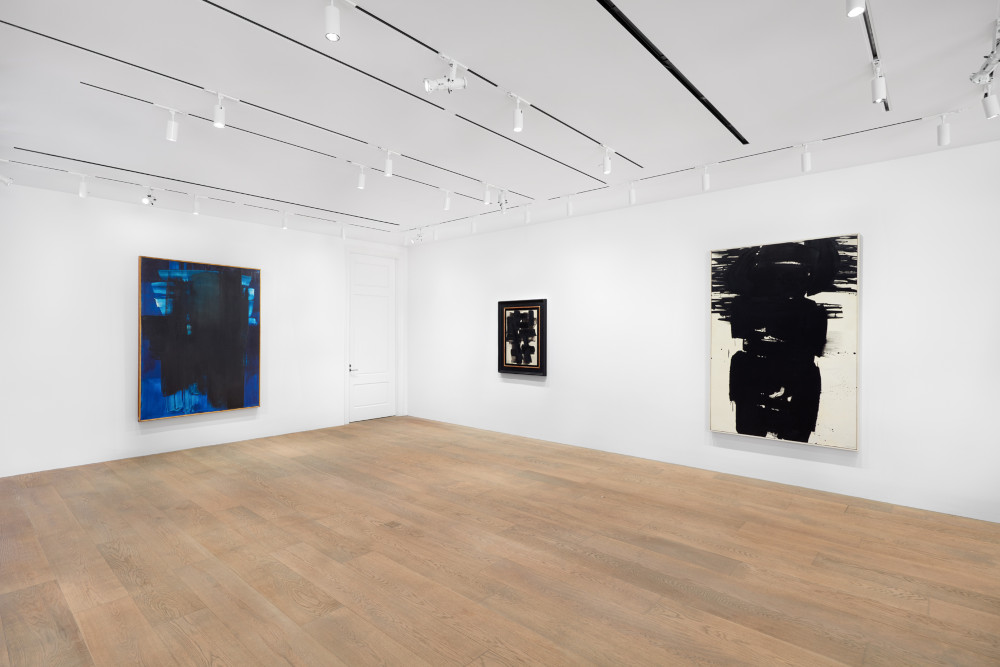 Levy Gorvy New York Pierre Soulages 2