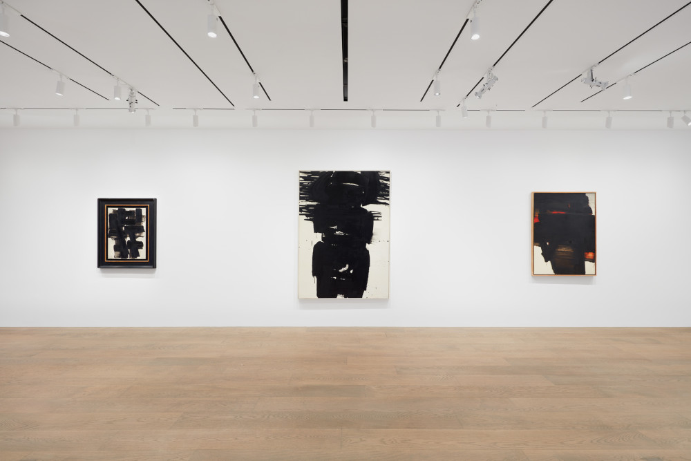 Levy Gorvy New York Pierre Soulages 3
