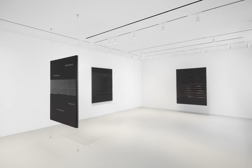 Levy Gorvy New York Pierre Soulages 6